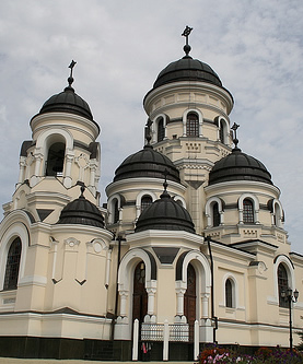 Capriana Monastery - Moldova Countryside, Moldova by whl.travel, via Flickr