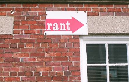 Rant, This Way by Nesster, via Flickr