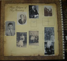 Scrapbook Page by Ceridwen, via Flickr