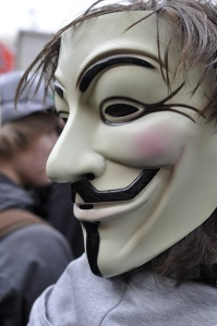 """Remember remember the fifth of November  Gunpowder, treason and plot.  I see no reason why gunpowder, treason  Should ever be forgot... "" Guy Fawkes via Flickr by Fabi42"